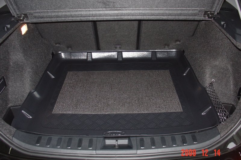 BMW X1 2WD E84 2009-2015 kofferbakmat
