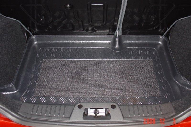 Ford Fiesta 2008-2011 kofferbakmat