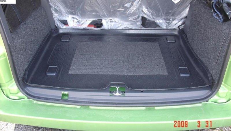Fiat Qubo 2008-heden kofferbakmat