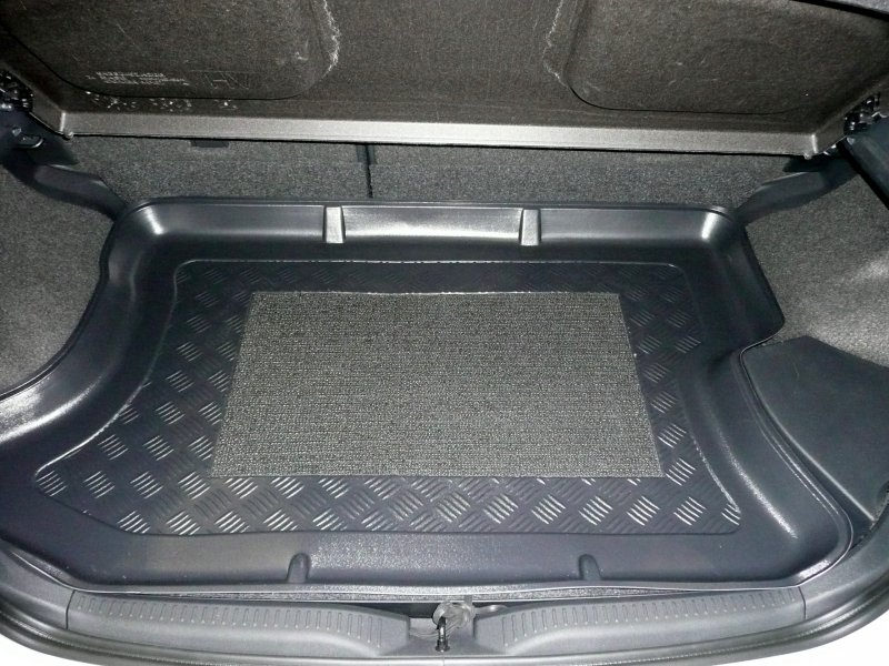 toyota auris hybrid hatchback 2010 t m 2012 verhoogde kofferbak guardliner kofferbakmat. Black Bedroom Furniture Sets. Home Design Ideas