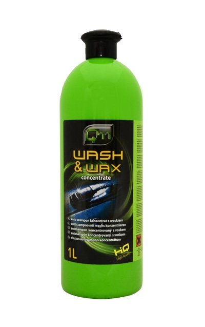Q11 Autoshampoo Wash and Wax